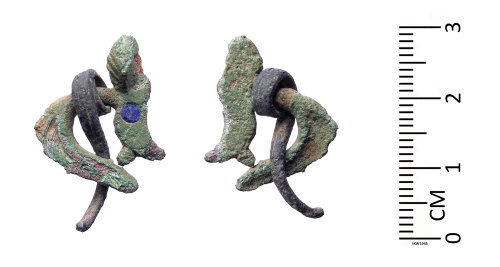 A resized image of Dragonesque brooch fragment