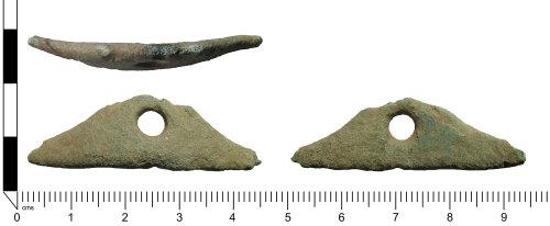LANCUM-A7BDF1: Possibly a Roman vessel mount