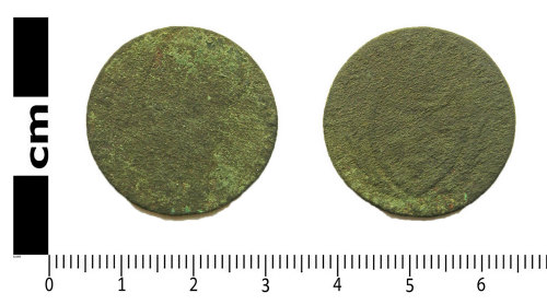 A resized image of Modern conder token