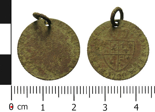 LANCUM-DD3110: Spade guinea token