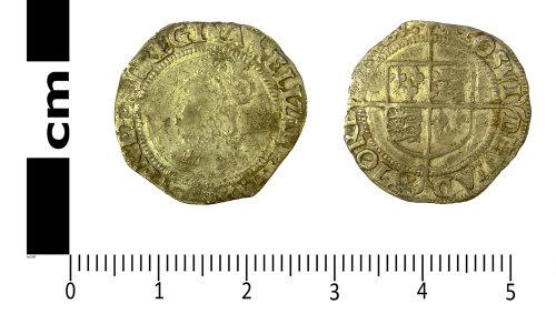LANCUM-DDE1D7: Post-medieval coin: silver groat of Elizabeth I