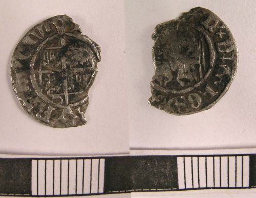 LANCUM-65A9F6: Bolton-le-Sands (Henry VIII Penny)