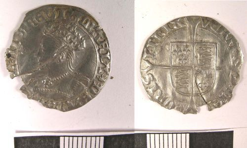 A resized image of Melling, Lancs.: Groat of Mary