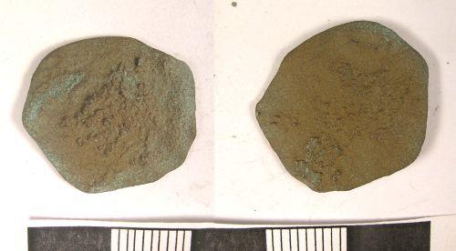 LANCUM-35A5B0: Roman Coin: illegible As