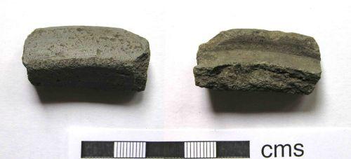LANCUM-440297: Roman-Medieval rim sherd