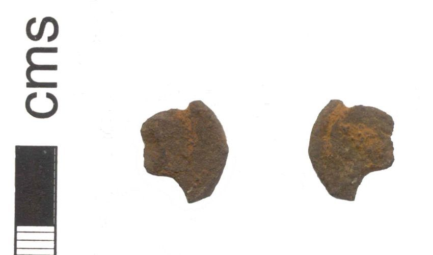 NARC-762422: A copper alloy radiate or nummus of uncertain emperor, 238 - 410 A.D.