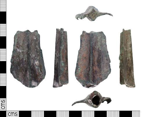 YORYM-9690AD: Bronze age spear