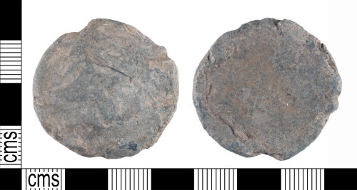YORYM-5D79AD: Post medieval weight