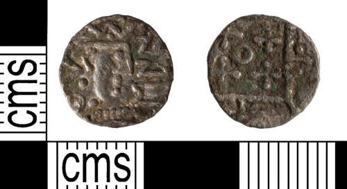 YORYM-862601: Early Medieval coin: Sceat of uncertain ruler