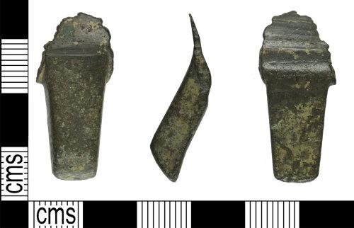 YORYM-068271: Post medieval vessel