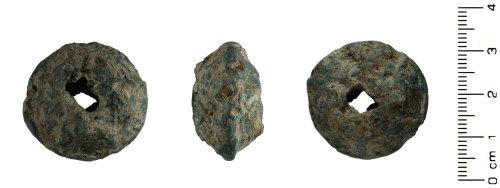 HESH-835617: Medieval: Spindle Whorl