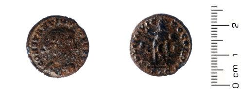HESH-CF73EE: Roman: Coin