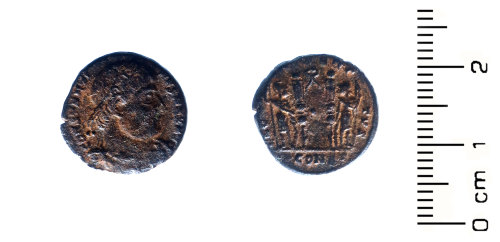 HESH-CF9D15: Roman: Coin