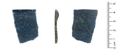 HESH-D30C32: Medieval: Vessel Fragment
