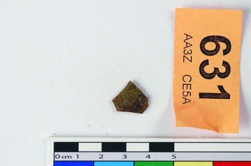 STAFFS-AEC642: An unidentified object