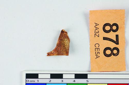 STAFFS-EA7656: An unidentified object