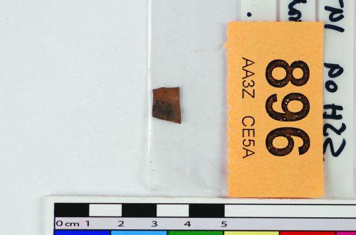STAFFS-EAF027: An unidentified object