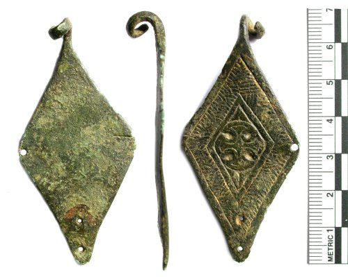 BUC-4D849D: EARLY MEDIEVAL PENDANT