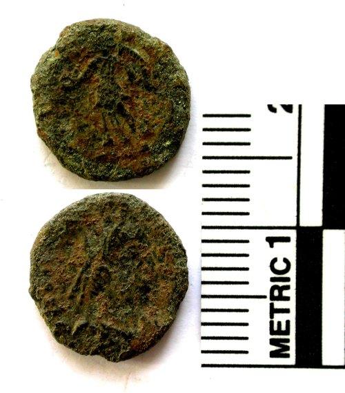 BUC-714946: Roman coin: nummus