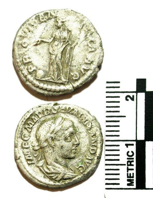 BUC-20EE64: Roman coin: denarius of Severus Alexander