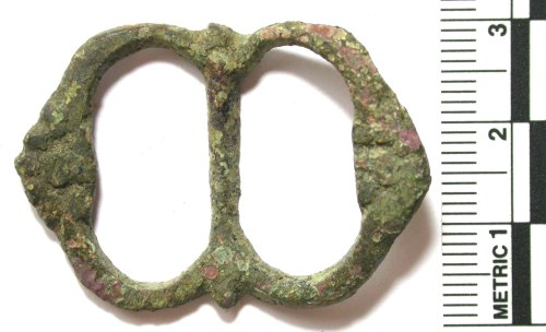 BUC-7203E8: POST MEDIEVAL BUCKLE