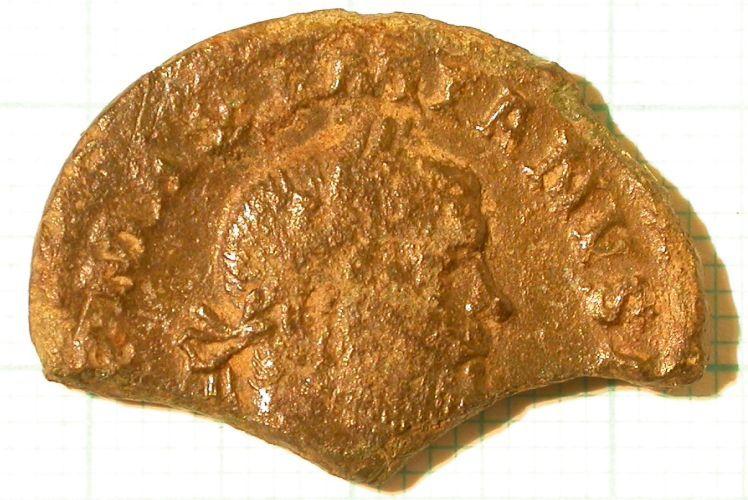 SUR-E85251: 04/483 nummus of Maximianus (obv)