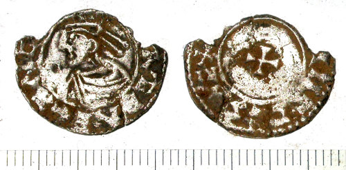SUR-65D893: Early medieval: Penny of Aethelred II