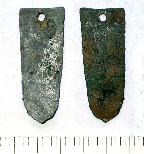 SUR-A13545: Medieval: Strap end