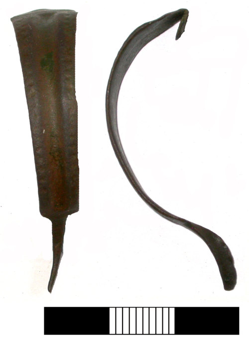 A resized image of Iron Age: Brooch