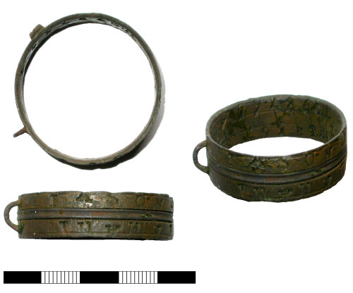SUR-7790B4: Post medieval: Sundial