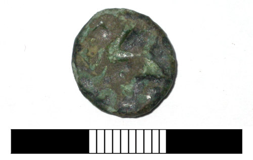 SUR-274A37: Iron Age: copper alloy unit