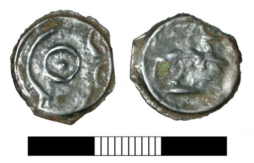 A resized image of Iron Age: Potin coin