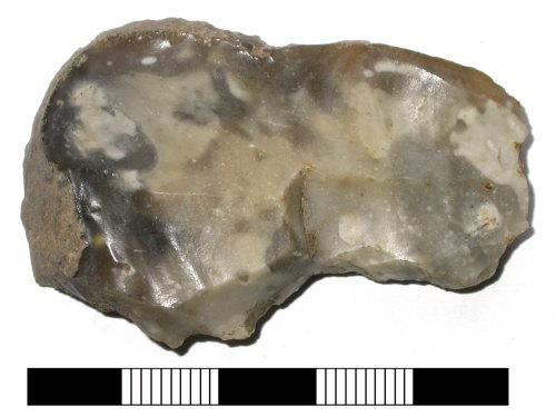 SUR-438658: Mesolithic : Scraper