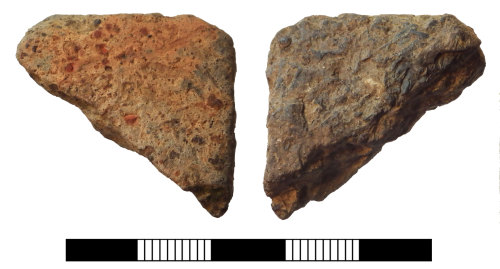 A resized image of Iron Age or Roman: Pottery sherd