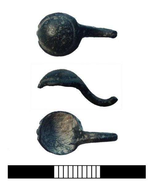 SUR-460254: Iron Age: Brooch