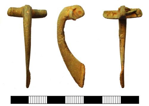 SUR-932AB4: Roman: Colchester brooch
