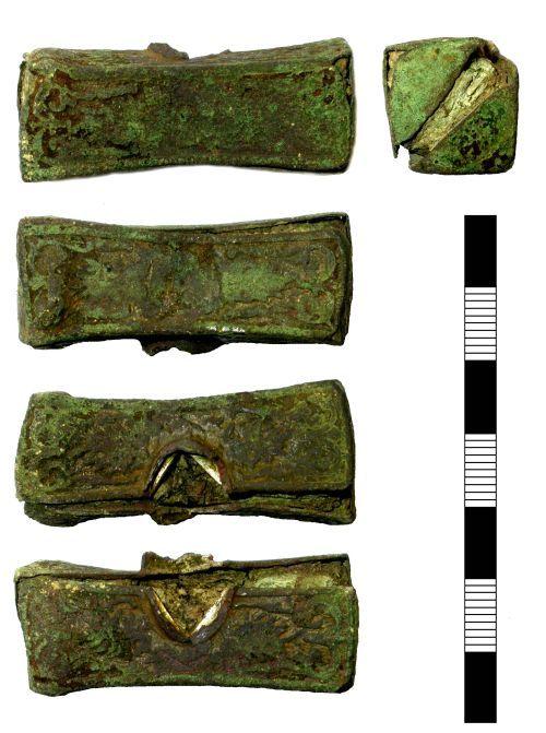 SUR-CF2D31: Post medieval: Unidentified object