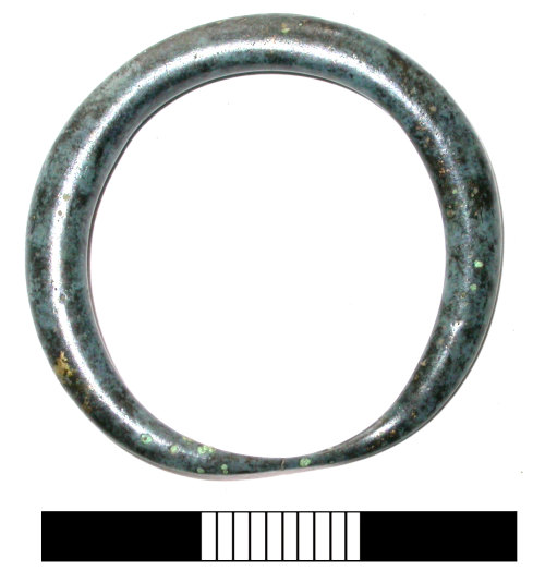 SUR-47C9F0: Iron Age or Roman: Possible harness ring