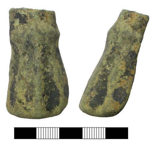 SUR-EC1203: Medieval: Vessel leg