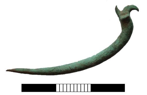 SUR-5E532B: Iron Age: Colchester brooch