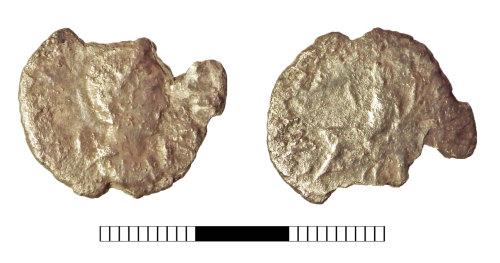 SUR-35D335: Roman coin: Radiate of Salonina
