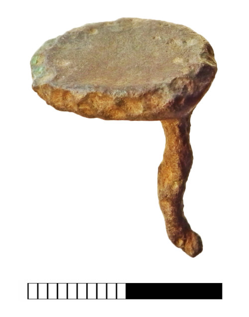 SUR-516D99: Bronze Age: Metal working debris