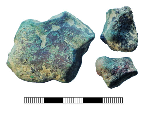 SUR-171276: Bronze Age: Ingot fragments