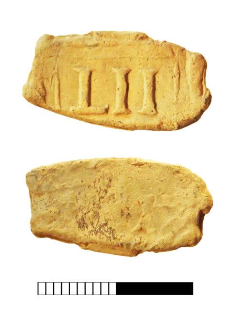 SUR-80ADDE: Post medieval: Cloth seal