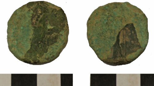 DEV-0395D2: DEV-0395D2 Roman coin of Commodus
