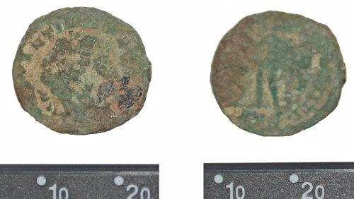 DEV-B74C98: Nummus of Constantine I