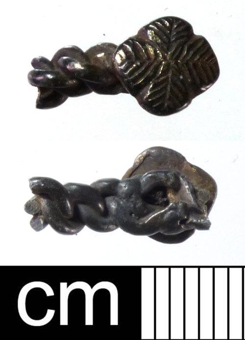 NMS-9E218E: Medieval finger ring