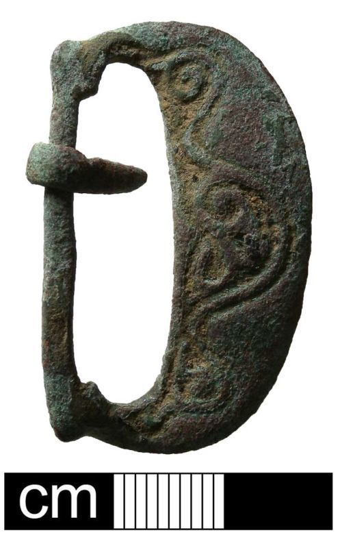 NMS-5164B3: Medieval buckle