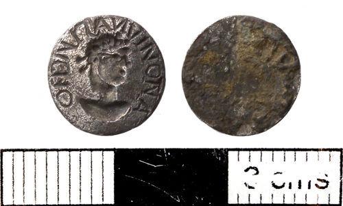 NMS-0B5BB1: Roman finger ring.