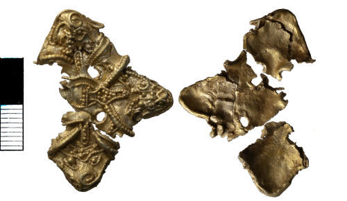NMS-73CD11: Late Saxon brooch.